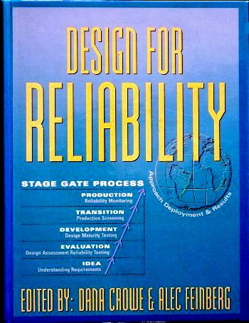 Design for Reliability Book